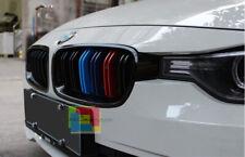 GRIGLIA ANTERIORE CALANDRA 3 COLORI DOPPIA FASCIA M - BMW SERIE 3 F30 F31 2011+