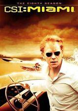 CSI Miami Complete Eighth Season 0097368951440 With Boti Bliss DVD Region 1