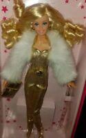GOLDEN DREAM BARBIE doll Superstar Forever  * Gold Label MINT IN BOX 2015 htf