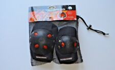 Mongoose Bmx Bike Gel Knee & Elbow Protective Pads Safety Gear Skating New