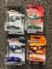 Majorette Limited Muscle Mania Chevy Camaro Dodge Hellcat Viper SRT Mustang Boss
