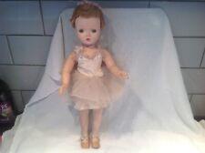 New Listingmadame alexander doll vintage believe head is porcelain ,arms ,fingers rubber