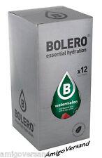 Bolero Drinks – Bolero WATERMELON (ANGURIA) - 12 bustine per 18-36 LITRI