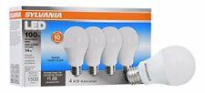 Sylvania 78103 LED Bulb, 120 V, 14 W, Medium E26, A19 Lamp, Daylight Light