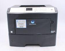 Konica Minolta Bizhub 4700P Standard Monochrome Laser Printer NO Toner
