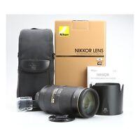 Nikon AF-S 4,5-5,6/80-400 VR ED G N + Gut (229429)