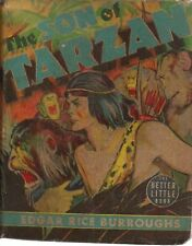 1939 THE SON OF TARZAN Whitman Better Little Book BLB