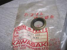 KAWASAKI NOS KICKSHAFT OIL SEAL H1 KH250 KH400 S1 S2 S3 KH500    92049-002