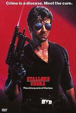 DVD - COBRA - Stallone - snap Case - [Bilingual] - Very Nice