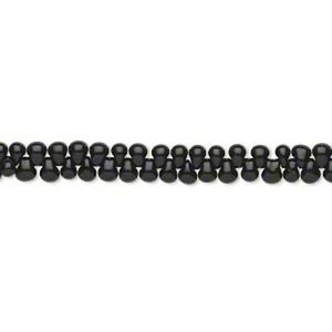 10 Grams of 360 Small 3mm Miyuki Glass Mini Drop Fringe Seed Beads For Weaving