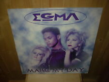 "EGMA make my day 12""  MAXI 45T"