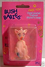 Bush Baby Toy Bar Tropical Glycerin Soap In Pack
