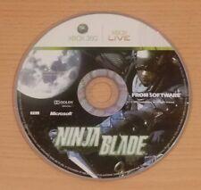 NINJA BLADE - Xbox 360 - Disc Only