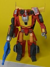 Hot Rod action figure Hasbro Transformers Reveal the Shield