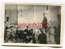 Foto, Wehrmacht, Gefangene polnische Soldaten in Modlna, Polen