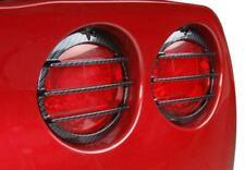 C6 Corvette 2005-2013 Carbon Fiber Tail Light Louvers