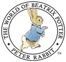 Beatrix Potter Peter Rabbit With Basket MIniature Resin Figurine 6cm A29192 New