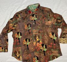 ROBERT GRAHAM 3XL Limited Edition Shirt Mens