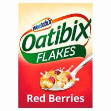 Weetabix Oatibix Flakes Red Berries Cereal 475g
