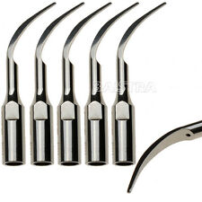 5 Pcs DTE Dental Ultrasonic Scaler Perio Insert Tip PD1 Fit with SATELEC NSK IT