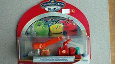 Chuggington Die-Cast Calley's Fire & Rescue Cars, new in pkg.