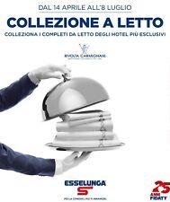 """40 Bollini raccolta ESSELUNGA (2020) """"COLLEZIONE A LETTO"""" - Rivolta Carmignani"""