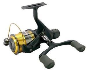 OKUMA CARBONITE 2M CBR335M REAR DRAG FISHING REEL 3BB + SPARE SPOOL