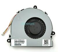Original New HP 14-G000 14-R000 14-R100 CPU Cooling Fan 753894-001