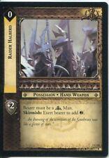 Lord Of The Rings CCG Card RotK 7.C156 Raider Halberd