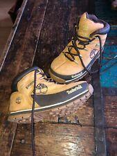 Timberland Boys Boots Walking Hiking Uk 13 Warm Winter