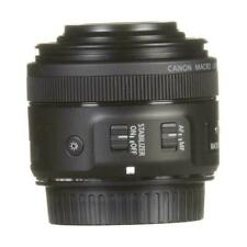 Canon EF-S 35mm f/2.8 Macro IS STM Lens (Black)