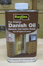 Original Danish Oil von Rustins seidenglänzend - 1 Liter dänisches öl tungöl oel