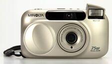 Minolta Riva 75w Lens zoom 28-75mm AF  (Réf#T-047)