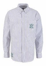 Polo Sylt Men's Casual Shirt Shirt, Size: S/ Striped/ Button Down
