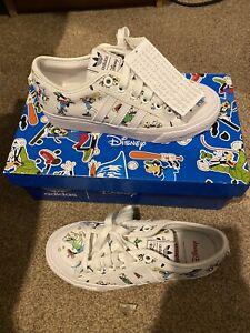 Adidas Disney Trainers Size 6
