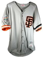 Vintage Mitchell & Ness Cooperstown Collection Jersey Size 54 1989 Will Clark