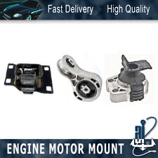 3PCS Anchor-Engine Auto Trans Mount Kit For 2008-2011 FORD FOCUS L4 2.0L