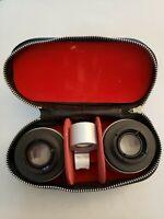 Vintage Kaligar Aux Wide Angle & Telephoto Lens for Kodak Instamatic Japan