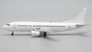 Blank/White Boeing 737-300 JC Wings JC4WHT2011 BK2011 Scale 1:400