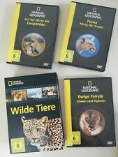 DVD *  Wilde Tiere 3 Disc Edition by National Geographic