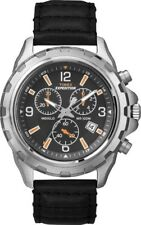 Timex Expedition reloj t49985 caballeros chronograph 10atm impermeable luz beleucht