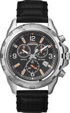 TIMEX Expedition Uhr T49985 Herren Chronograph 100m wasserdicht mit Beleuchtung