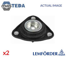 2x NEW FRONT TOP STRUT MOUNTING CUSHION SET LEMFÖRDER 35913 01 G OE REPLACEMENT