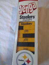 Jenga Steelers Collectors Edition
