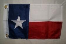 "12""x18"" State of Texas Lone Star Boat Car Bike Flag Banner"