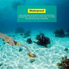 Pi-iking-750 Waterproof Metal Detector 30M Underwater Pinpointer Gold Hunter