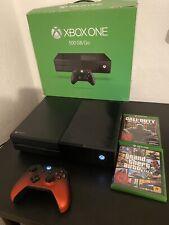 Microsoft Xbox One 500GB + Controller