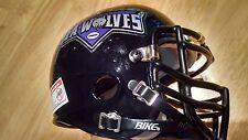 Rare AFL Arena Football League New England Sea Wolves Mini Helmet
