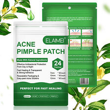 Acne Pimple Master Patch Removal Patches Blemish Control Facial Sticker 24 Spot