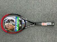 Yonex VCORE SV Team Tennis Racquet , Grip 4 1/4 , STRUNG, BRAND NEW
